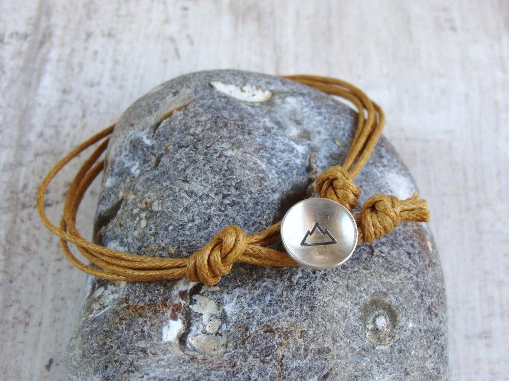 Leather & Cord Bracelets