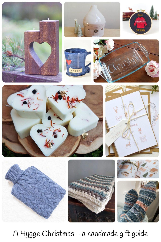 Hygge Christmas Handmade Gift Guide