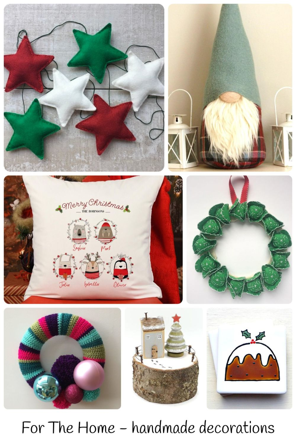Deck Your Home - U.K handmade christmas decor