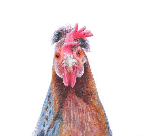 Lottie- Hen