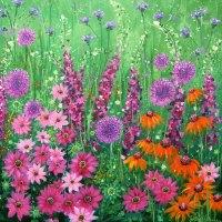 Flowerscape No. 5