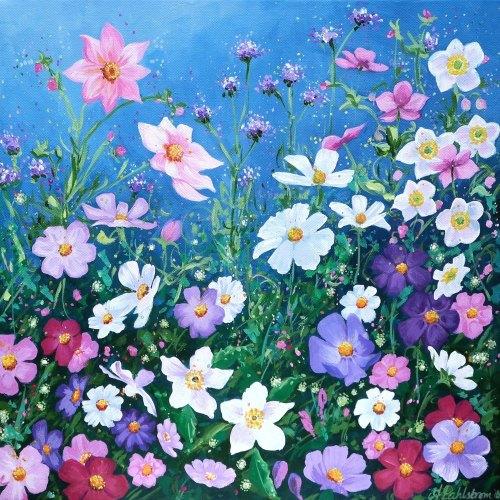 Flowerscape No. 7