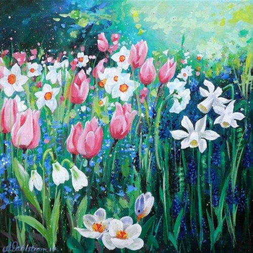 Spring Flowerscape 3
