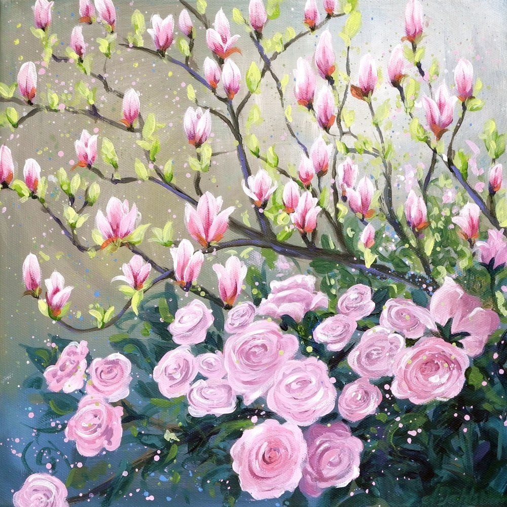 Spring Flowerscape 4