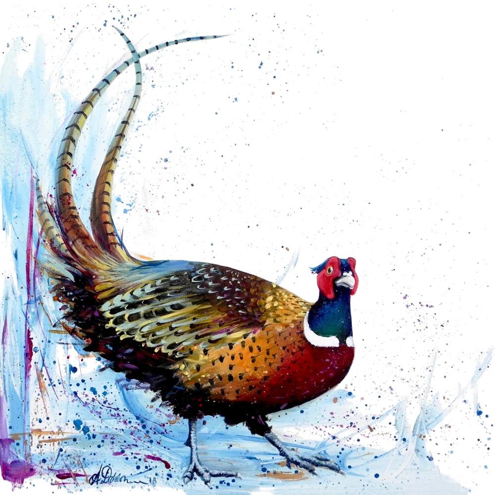 Geoff- Pheasant