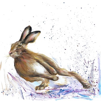 Giles- Hare PRINT