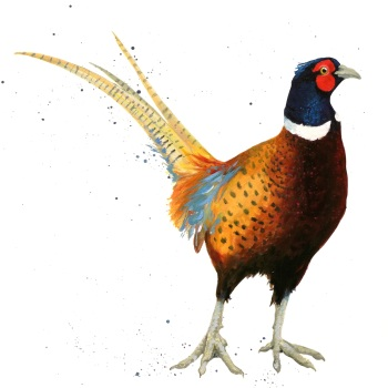 Finest Pheasant Card