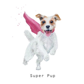 Super Pup CARD