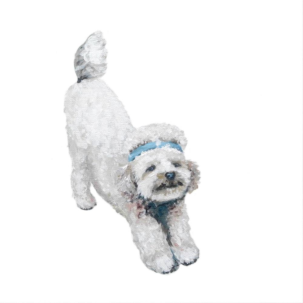 Downward Dog Mini PRINT