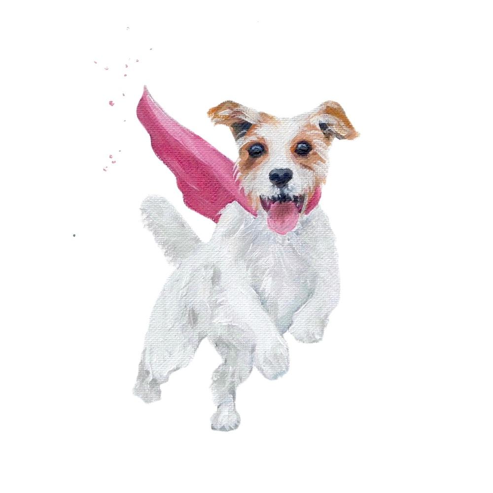 Super Pup- MINI PRINT