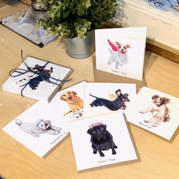 Dogs who Can MULTIPACK (6) CARDS