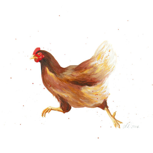 CHICKEN IN A HURRY