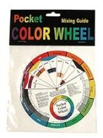 Pocket Colour Wheel Mixing Guide