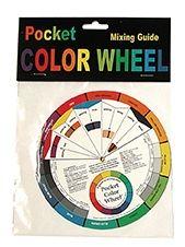 Pocket Colour Wheel Mixing Guide