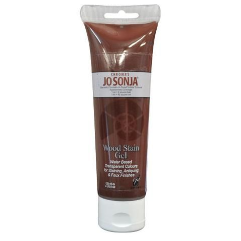 CHERRY - JO SONJA WOOD STAIN GEL 120ml TUBES