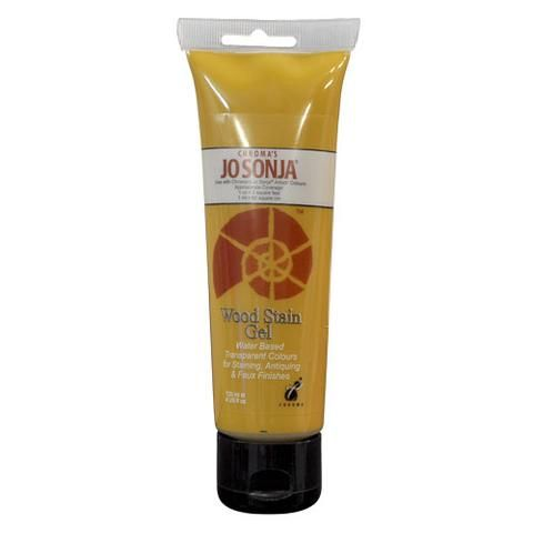 Danish Pine - Jo Sonjas Woodstain Gel 120ml Tubes