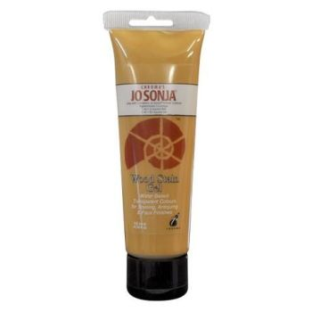 GOLDEN OAK - JO SONJA WOOD STAIN GEL 120ml TUBES