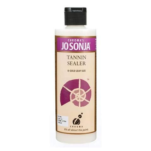 TANNIN SEALER - JO SONJA MEDIUM 237ml BOTTLES