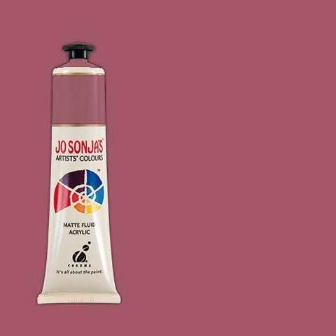 PLUM PINK- Jo Sonja 75ml Artist Quality Acryllic Paint - Series 1