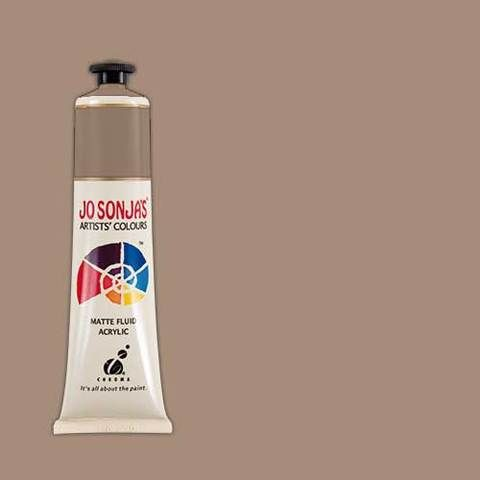 MID VALUE COOL BEIGE (PROVINCIAL BEIGE) - Jo Sonja 75ml Artist Quality Acryllic Paint - Series 1