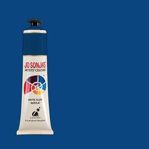 Pthalo Blue - Jo Sonja 75ml Artist Quality Acryllic Paint - Series 1
