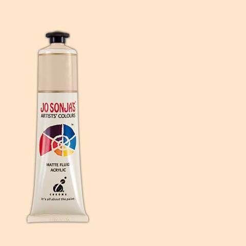 UNBLEACHED TITANIUM - Jo Sonja 75ml Artist Quality Acryllic Paint - Series 1