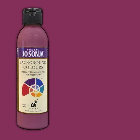 BLACKBERRY - Jo Sonja's Background Colour 175ml - Potting Shed Collection