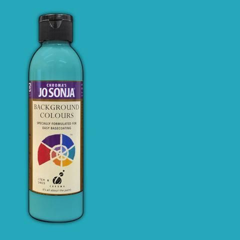 Blue Lagoon - Jo Sonja's Background Colour 175ml - Clear Collection