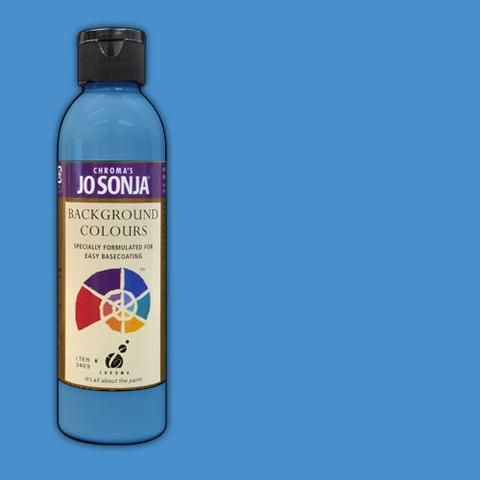 Cornflower - Jo Sonja's Background Colour 175ml - Potting Shed Collection