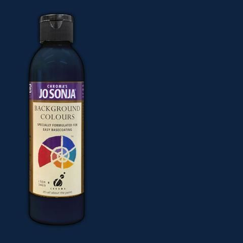 Galaxy Blue- Jo Sonja's Background Colour 175ml - Classic Collection