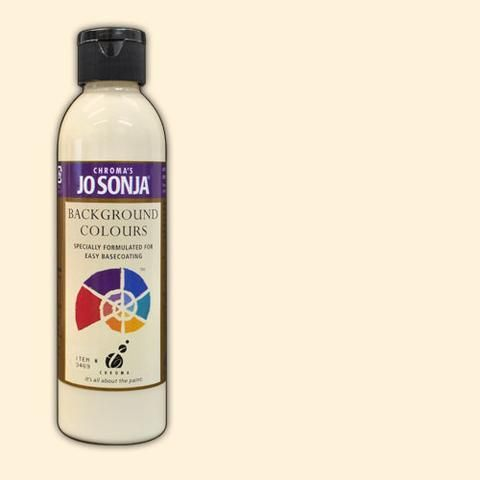 ISLAND SAND - Jo Sonja's Background Colour 175ml - Clear Collection