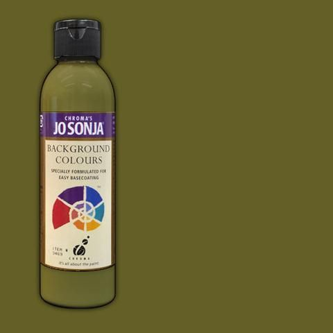 LEAF - Jo Sonja's Background Colour 175ml - Autumn Collection
