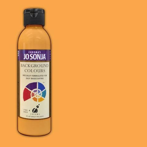 MARIGOLD - Jo Sonja's Background Colour 175ml - Potting Shed Collection