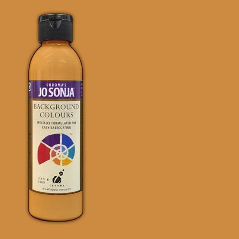 MUSTARD SEED - Jo Sonja's Background Colour 175ml - Potting Shed Collection