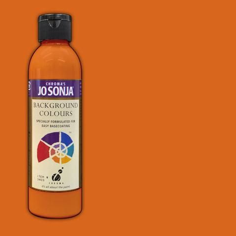 RUSSET - Jo Sonja's Background Colour 175ml - Vintage Collection