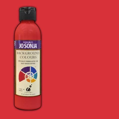 SCARLET RUNNER - Jo Sonja's Background Colour 175ml - Autumn Collection