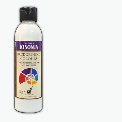 Soft White - Jo Sonja's Background Colour 175ml - Classic Collection