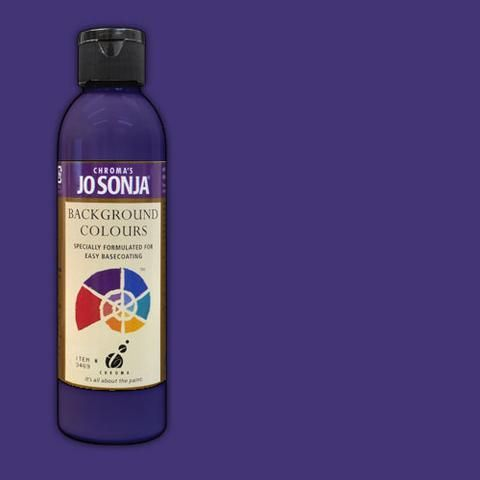 WOOD VIOLET - Jo Sonja's Background Colour 175ml - Clear Collection
