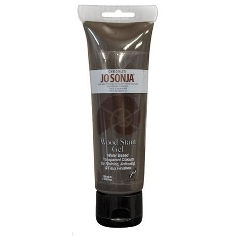 WALNUT - JO SONJA WOOD STAIN GEL 120ml TUBES