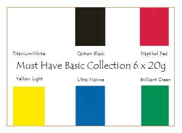 Must Have Basics Collection