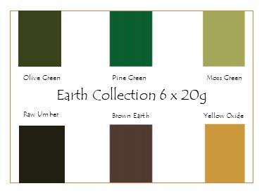 Earth Tone Collection