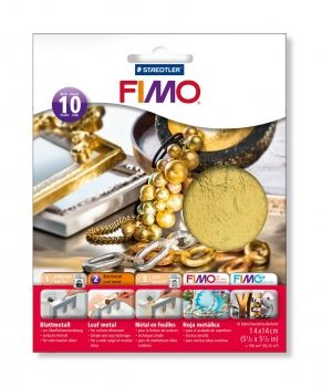 Fimo Easy Metal - Gold