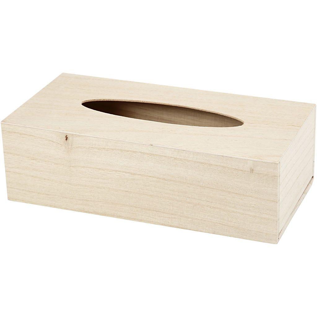 Tissue Box Holder, size 27x14x8 cm,  1pc