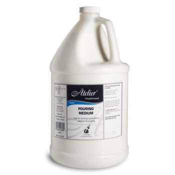 Atelier Acrylic Liquid Pouring Medium 4000ml