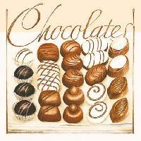 Chocolates, 25 x 25cm   (62b)