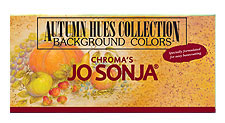 JO SONJA BACKGROUND COLOUR  SETS - AUTUMN HUES