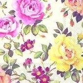 Rosery Cream 25x25   (12b)