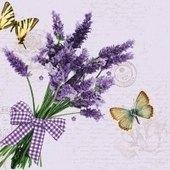Vintage Lavender 33x33   (4a)