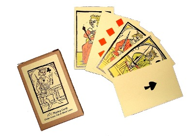 1. Fifteenth century playing cards