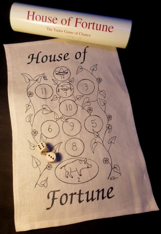 House of Fortune; Glückshaus; Lucky Pig